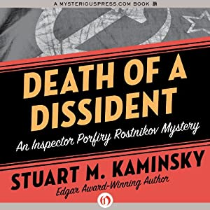 Death of a Dissident Audiobook