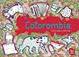 Colorombia: Libro para colorear (Spanish Edition)