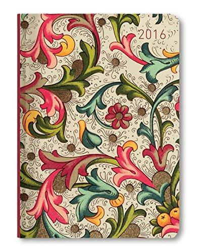 Alpha Edition 160828 Ladytimer Blossoms Agenda Settimanale 2016 107 X 152 cm 192 Pagine PDF