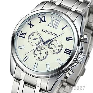 Men mechanical watches/Fashion business watch-A