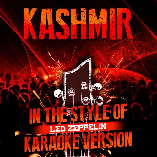 Kashmir (In The Style Of Led Zeppelin) [Karaoke Version] - Single