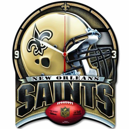 Wincraft New Orleans Saints High Def Clock