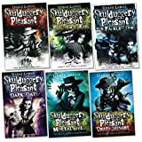 Derek Landy Skulduggery Pleasant Pack, 6 books, RRP £41.94 (Death Bringer; Mortal Coil; Skulduggery Pleasant; Dark Days; Playing With Fire; Faceless Ones).