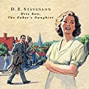 Miss Bun, the Baker's Daughter Audiobook by D. E. Stevenson Narrated by Hilary Neville