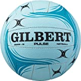 Gilbert Pulse Netball - Size: 5, Red (GB4015)