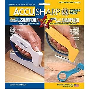 Accusharp 012C Combo Pack Knife Sharpener