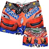 CMMY Kids Boys Cool Cars Board Swimming Trunks Beach Shorts 5-9 Y