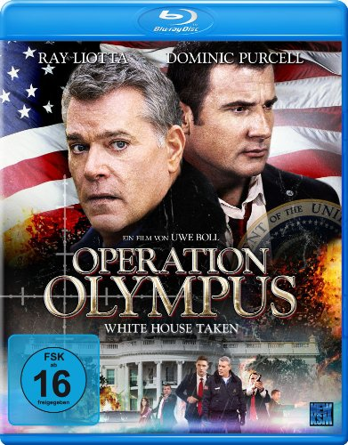 Operation Olympus - White House Taken (Blu-ray)