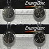 "Energizer LR44 1.5V Button Cell Battery x 4 Batteries (Replaces: LR44, CR44, SR44, 357, SR44W, AG13, G13, A76, A-76, PX76, 675, 1166a, LR44H, V13GA, GP76A, L1154, RW82B, EPX76, SR44SW, 303, SR44, S303, S357, SP303, SR44SW) ""Energizer Brand Name Batteries"""