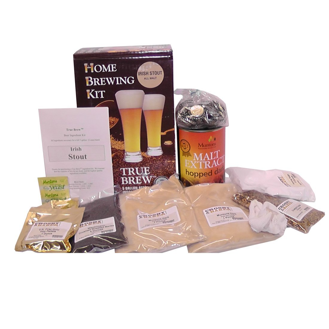 Beginner's Guide to All-Grain Homebrewing