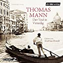 Der Tod in Venedig Audiobook by Thomas Mann Narrated by Matthias Brandt