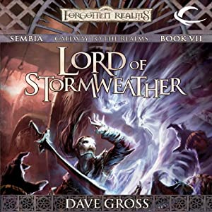 Lord of Stormweather Audiobook