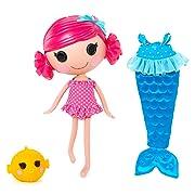 MGA Lalaloopsy Sew Magical Mermaid Doll - Coral Sea Shells