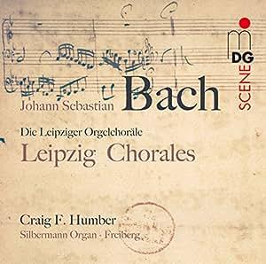 Leipzig Organ Chorales