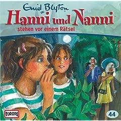 44/Hanni und Nanni stehen vor einem R�tsel