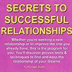 Secrets to Successful Relationships | David R. Portney