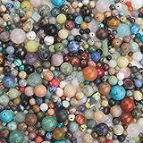 Semi-Precious Stone Bead Assortment, 1-lb. Bag