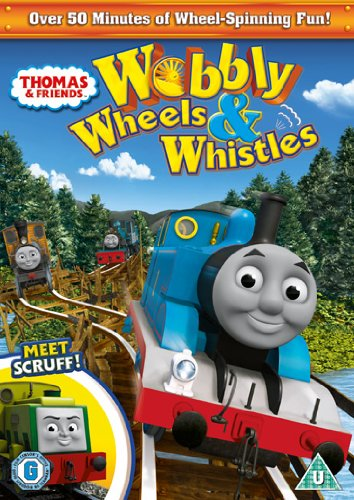 Thomas & Friends - Wobbly Wheels and Whistles [DVD] [2011]