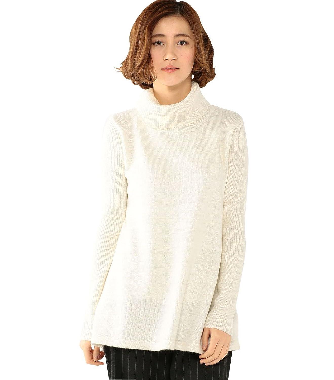 (エーシーデザインバイアルファキュービック)A/C DESIGN BY ALPHA CUBIC タートルニットプルオーバー : 服&ファッション小物通販 | Amazon.co.jp