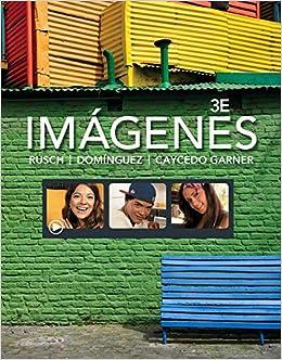 Amazon.com: Bundle: Imágenes: An Introduction to Spanish Language and