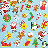 Christmas Foam Stickers (Pack of 120)