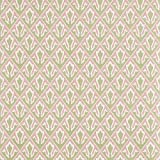 Zoffany Wallpaper - Crocus Brown - Patterned Vinyl - ACV05003