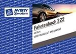 Avery Zweckform 222 Fahrtenbuch, DIN...