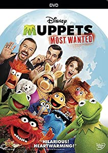 Muppets Most Wanted from Walt Disney Studios Home Entertainment
