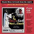 Classic Blues Artwork from the 1920's: 2013 Calendar (+CD)