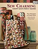 img - for Sew Charming: Scrappy Quilts from 5