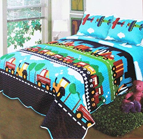 Walmart Childrens Bedding 9253 front