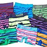 PANTONE/パントーン/パントン/ボクサーパンツ/ボクサーブリーフ/アンダーウェア/下着/ワイドピッチボーダー/メンズ