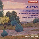 Alfven: Swedish Rhapsodies 1-3 / A Legend of the Skerries / Elegy from Gustav Adolf II Suite