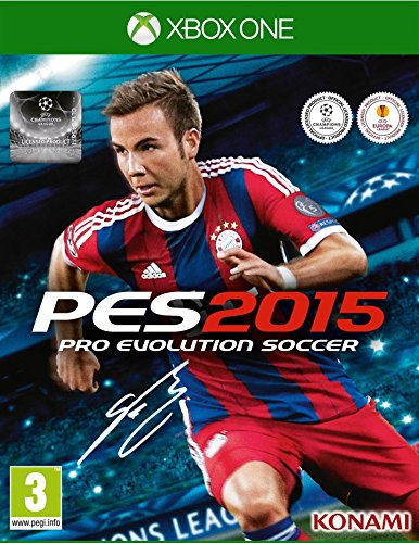 PES 2015 Pro Evolution Soccer (Xbox One)