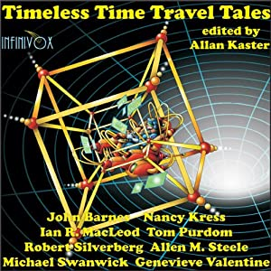 Timeless Time Travel Tales Audiobook