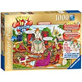 Ravensburger WHAT IF? No.11 Elizabeth and Raleigh Puzzle (1000-Piece)