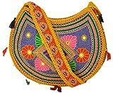 Khatri Handicrafts Women's Handbag (Multi-Coloured)
