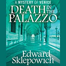 Death in the Palazzo (       UNABRIDGED) by Edward Sklepowich Narrated by Fred Stella