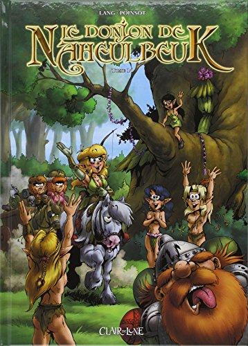 Le Donjon de Naheulbeuk (14) : Le Donjon de Naheulbeuk : tome 14. Cinquième saison, Partie 1