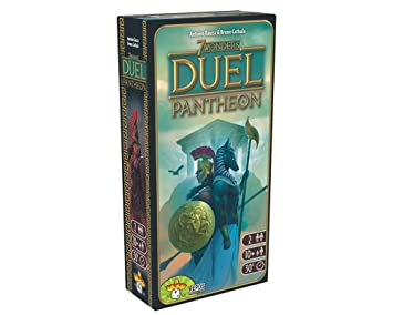 7 Wonders Duel - Extension Pantheon [Version Française]