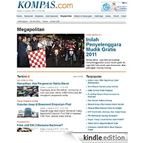 Kompas.com Megapolitan Section