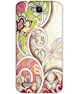 Huawei Honor Holly Back Cover Designer Hard Case Printed Cover
