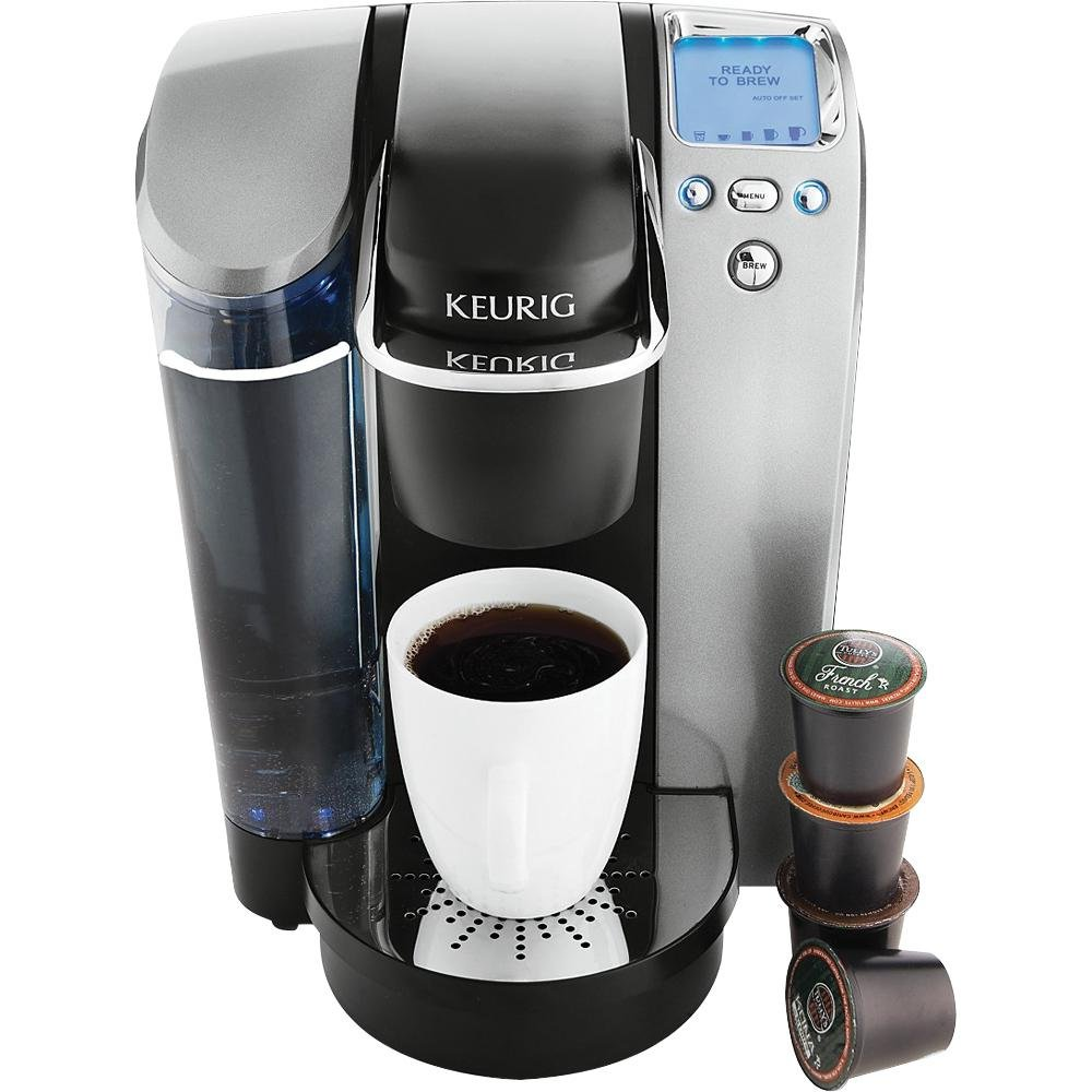 Keurig Platinum K70 B70 Single Serve Coffeemaker Brewing System at Sears.com