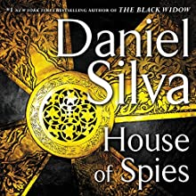 House of Spies: A Novel Audiobook by Daniel Silva Narrated by George Guidall