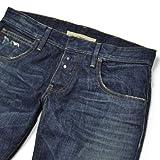 EMPORIO ARMANI Johnny Slim Fit 5 Pocket Jeans/Denim J07BK エンポリオ アルマーニ ジョニー スリム フィット ジーンズ / デニム