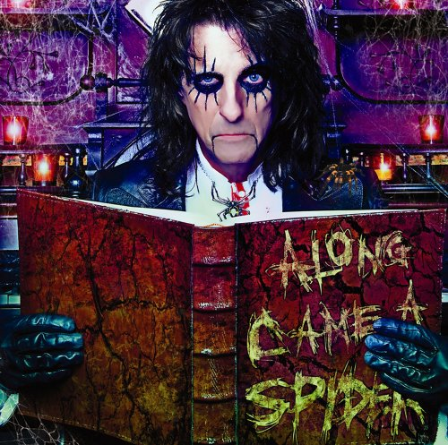 Alice Cooper - Along Came a Spider [Vinyl LP] - Zortam Music
