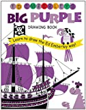 img - for Ed Emberley's Big Purple Drawing Book (Ed Emberley Drawing Books) book / textbook / text book