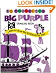 Ed Emberley's Big Purple Drawing Book