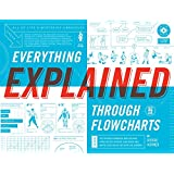Everything Explained Through Flowcharts: All of Life's Mysteries Unraveled, Including Tips for World Domination, Which Religion Offers the Best Afterlife, Alien Pickup Lines, and the Secret Recipe for Gettin' Laid Lemonade