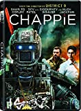 Chappie [+UltraViolet Digital Copy]